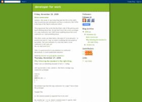developer4work.blogspot.com