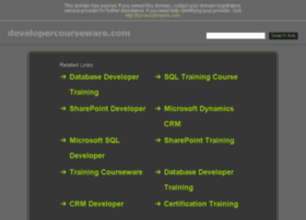 developercourseware.com