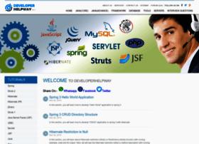 developerhelpway.com