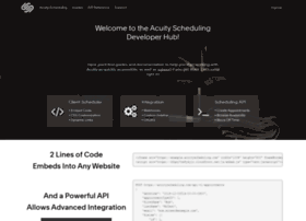 developers.acuityscheduling.com