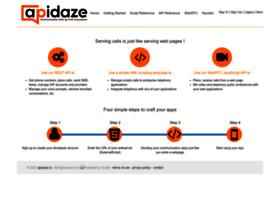developers.apidaze.io