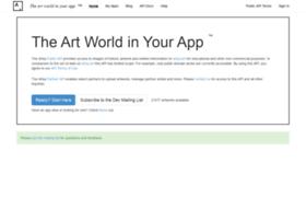 developers.artsy.net