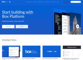 developers.box.net