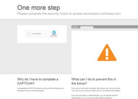 developers.coinbase.com