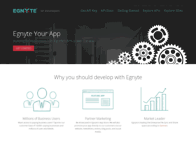 developers.egnyte.com