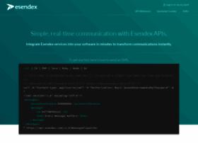 developers.esendex.com