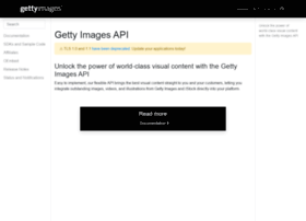 developers.gettyimages.com