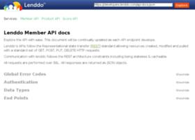 developers.lenddo.com