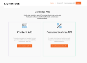 developers.lionbridge.com