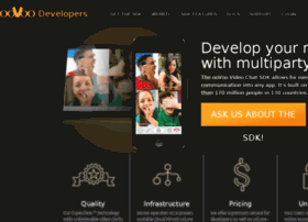 developers.oovoo.com