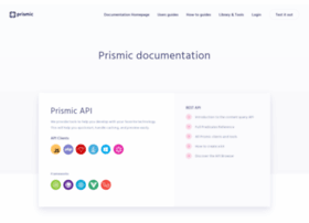 developers.prismic.io