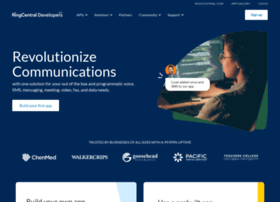 developers.ringcentral.com