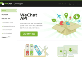 developers.wechat.com