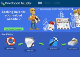 developerstohelp.com