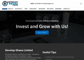 developghana.com