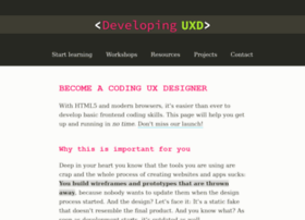 developinguxd.com