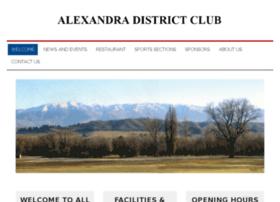 development.alexandraclub.net.nz