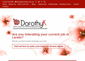 development.dorothyk.com.au