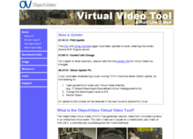 development.objectvideo.com