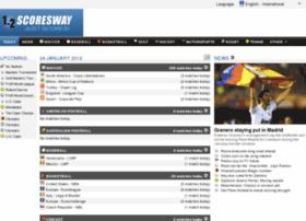 development.scoresway.com