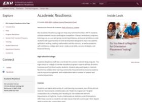 developmentaleducation.eku.edu