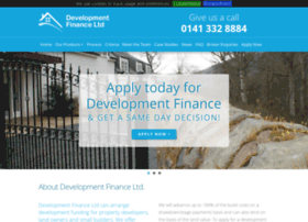 developmentfinanceltd.co.uk