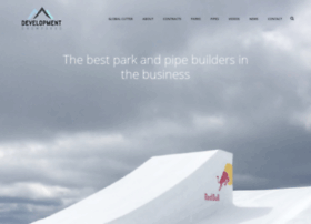 developmentsnowparks.com