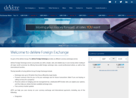 devere-group-foreignexchange.com