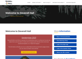deverellhall.co.uk