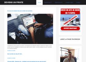 deviens-un-pirate.com