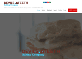 devilsteethbakingcompany.com