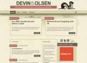 devinrolsen.com