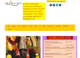 devipuram.com