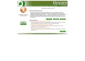 devom.com