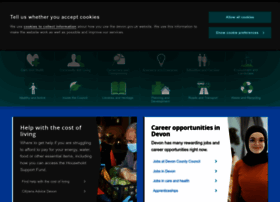 devon.gov.uk