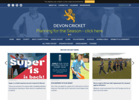 devoncricket.co.uk