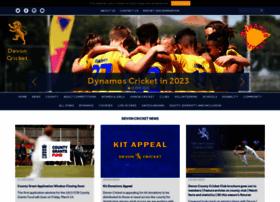 devoncricket.co.uk