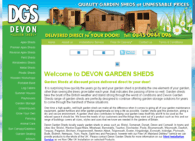 devongardensheds.co.uk