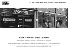 devonportskitchensbathrooms.co.uk