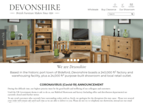 devonshirepineandoak.co.uk
