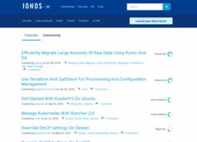 devops.profitbricks.com