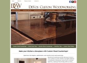 devoswoodworking.com