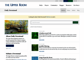 devotional.upperroom.org