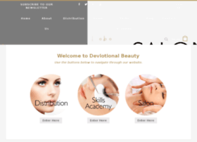 devotionalbeauty.co.za