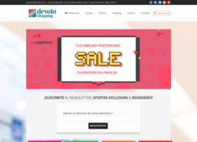devotoshopping.com.ar