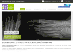 devototraumatologia.com.ar