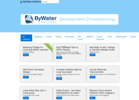 devs.bywatersolutions.com