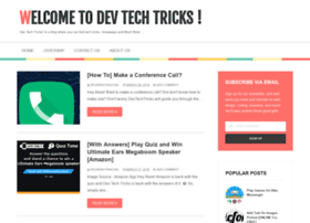 devtechtricks.blogspot.in