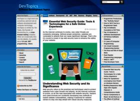devtopics.com