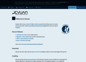 devuan.org